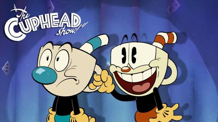 Végtelenül szórakoztatónak tűnik a Cuphead sorozat bevezetőkép