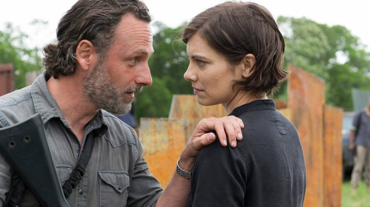 Szeretné visszahozni az egyik szereplőt a The Walking Dead készítője kép
