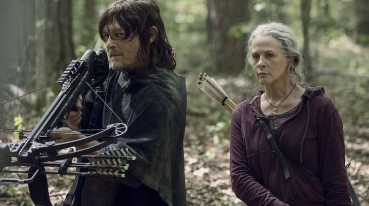 Már csak ők vannak életben a The Walking Dead eredeti szereplői közül bevezetőkép