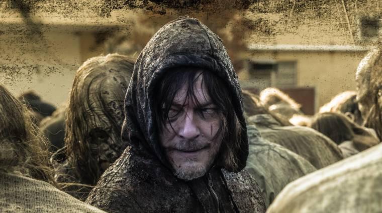 A The Walking Dead évadzáró nélkül vonul szünetre kép