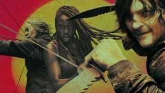 A The Walking Dead is ott lesz az online Comic-Conon kép