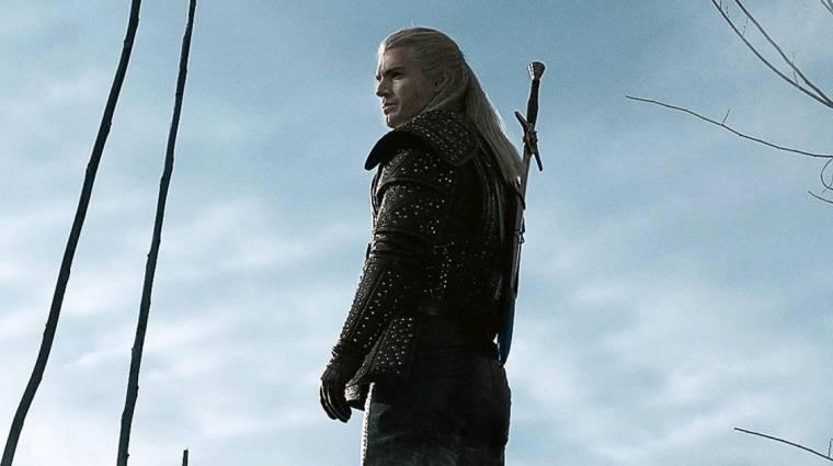 BRÉKING: Íme a The Witcher-sorozat első előzetese kép