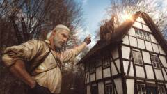 Első hivatalos fotón Geralt hűséges hátasa a The Witcher-sorozatból kép