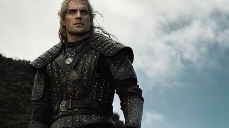 A készítők a lehető legkevesebb CGI-t igyekeztek használni a The Witcherben kép