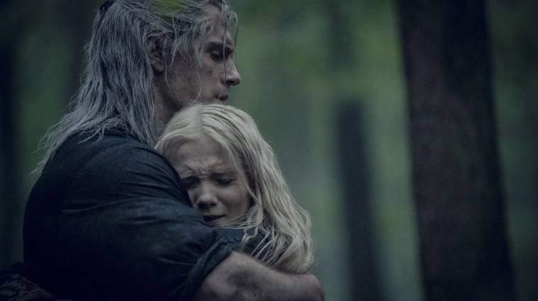 A The Witcher 2. szezonjában Ciri szüleit is láthatjuk majd bevezetőkép