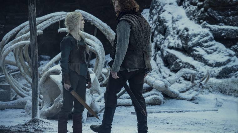 Ekkor jön a The Witcher 2. évada a Netflixre bevezetőkép