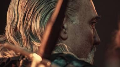 Megérkeztek Vesemir első képei a The Witcher második évadából kép