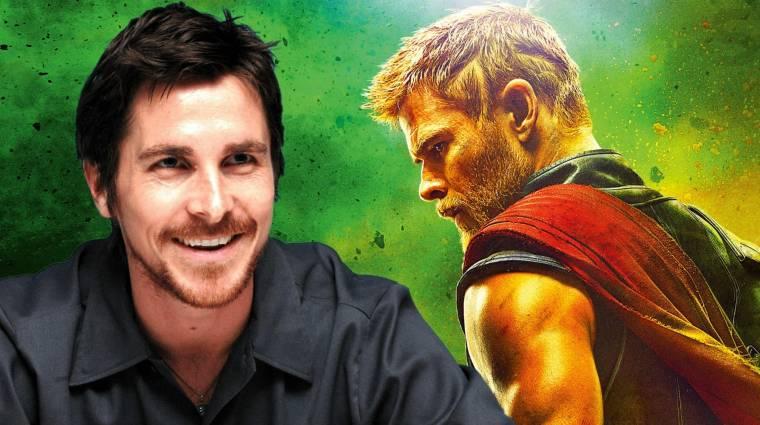 Christian Bale szerepelhet a Thor: Love and Thunderben? kép