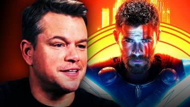 Matt Damon is csatlakozhatott a Thor: Love and Thunder csapatához kép