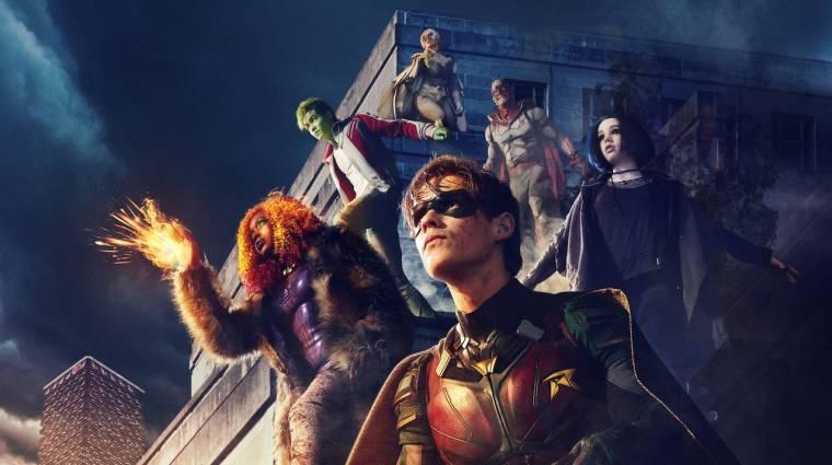 A Titans 3. évadában egy újabb ismert Batman-karakter mutatkozhat be bevezetőkép