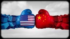 Fintech cégek kerültek a kínai-amerikai kereskedelmi háború célkeresztjébe kép