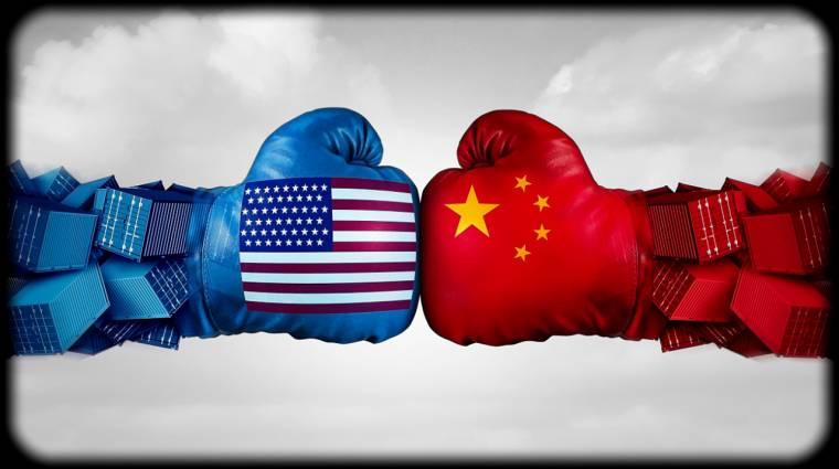 A nemzetközi techcégek elhagynák Kínát kép