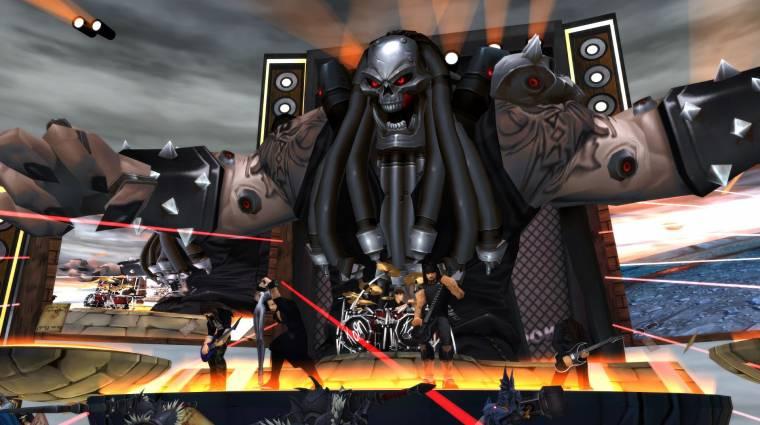 Koncertet ad a Korn az AdventureQuest 3D-ben bevezetőkép