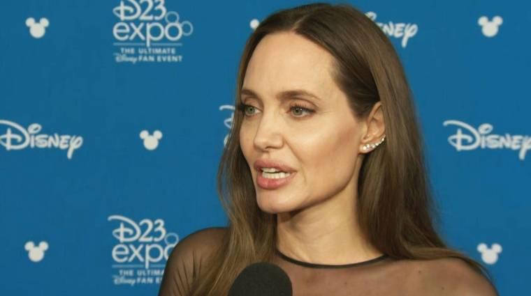 Angelina Jolie a Star Wars univerzumban is szívesen szerepelne bevezetőkép