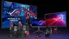 ASUS bejelentések a gamescomon alaposan elkényeztetett játékosoknak kép