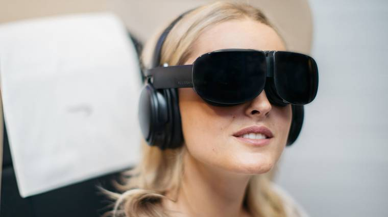 Félsz a repüléstől? Menekülj a virtuális valóságba! kép