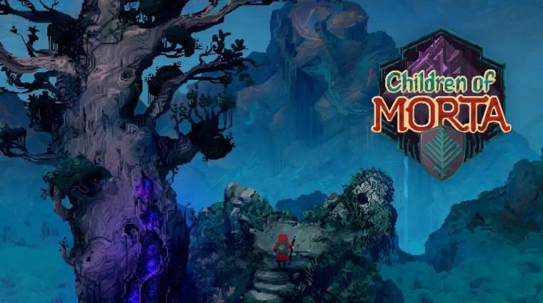 Children of Morta - végre elkészült a látványos akció-RPG bevezetőkép