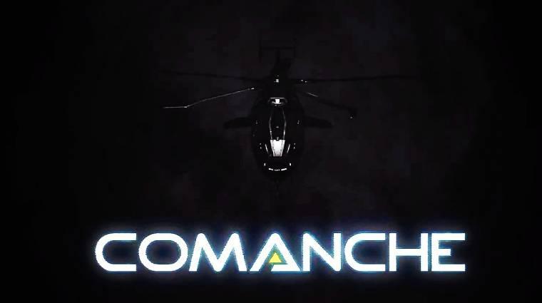 Gamescom 2019 - több mint 18 év után visszatér a Comanche sorozat bevezetőkép