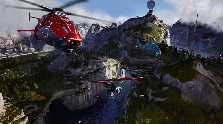 Ingyenesen játszható a hétvégén a Comanche multiplayer módja bevezetőkép