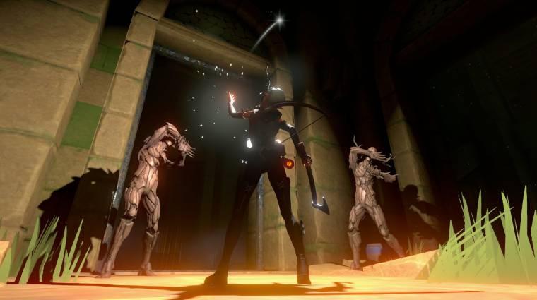 Decay of Logos - nem sokára megjelenik az év egyik legszebb indie játéka bevezetőkép