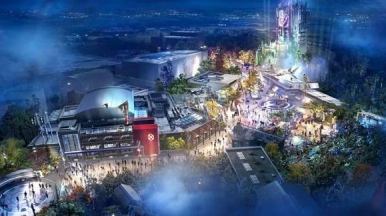 Egy külön campus nyílik a Bosszúállóknak a kaliforniai Disneylandben bevezetőkép
