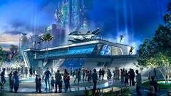 Bosszúállók campus nyílik a kaliforniai Disneylandben kép