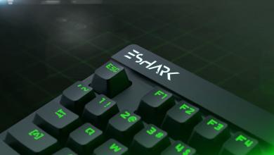 A gamescomon mutatkoztak be az eShark megfizethető, de vérprofi perifériái