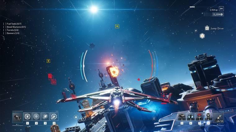 Gamescom 2019 - érkezik az Everspace 2, az akciódús űrszimulátor folytatása bevezetőkép