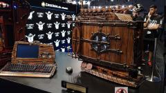 Gamescom 2019 - egyedi építésű gépcsodákat mutatott be a Caseking kép