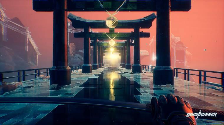 Hamarosan megjelenik a Ghostrunner, a parkourozós cyberpunk FPS bevezetőkép