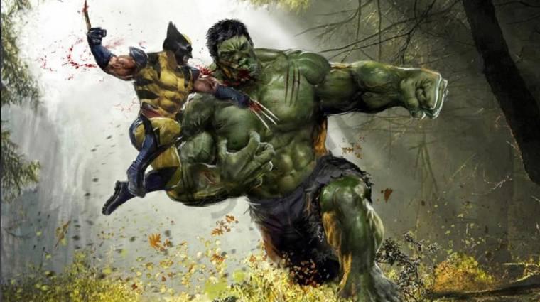 Mark Ruffalo nagyon örülne, ha elkészülhetne egy Hulk vs. Wolverine mozi bevezetőkép