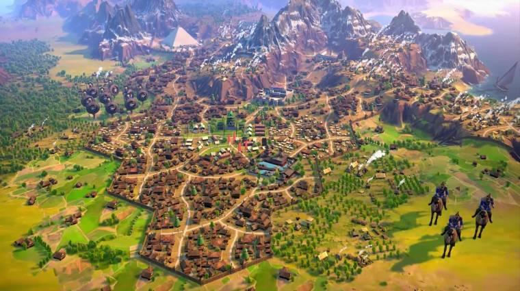 Gamescom 2019 - a Humankindban akár az egész emberiség történelmét átírhatjuk bevezetőkép
