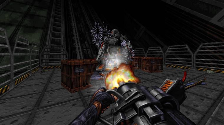 Ion Fury - homofób tartalmak és sértő megjegyzések miatt áll a bál a játék körül bevezetőkép