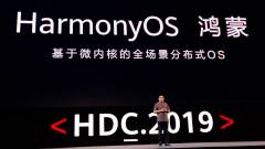 Itt a Huawei Android-rivális saját operációs rendszere kép