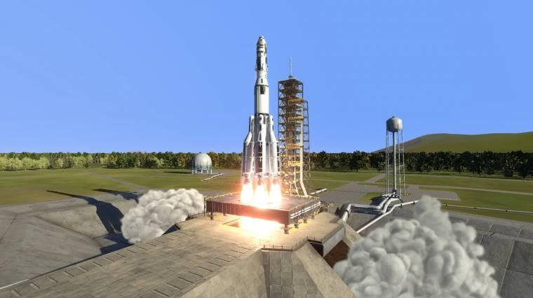 Új stúdió veszi át a legrealisztikusabb űrszimulátor folytatásának fejlesztését bevezetőkép
