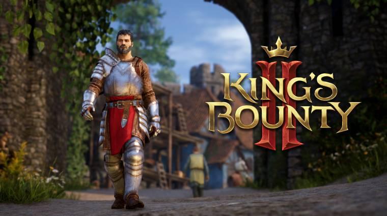 A King's Bounty II lesz a körökre osztott stratégiák új királya? bevezetőkép