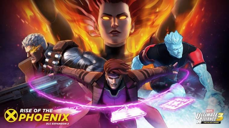 Négy közkedvelt X-Men karakterrel bővül a Marvel Ultimate Alliance 3 bevezetőkép