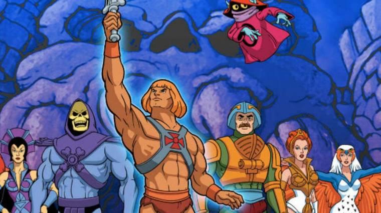 A Netflixen folytatódnak He-Man kalandjai bevezetőkép
