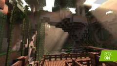 Minecraft - új grafikai motor és ray tracing támogatás a láthatáron kép