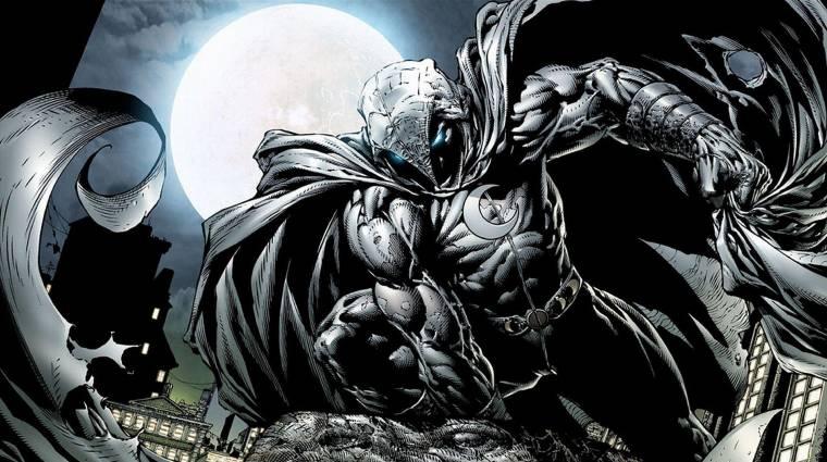 Kicsoda Holdlovag, a Marvel egyik újonnan bejelentett sorozatának főhőse? kép