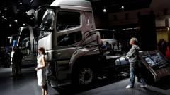 A Daimler, a Volvo és a Traton félmilliárd dolláros e-teherautó-töltő üzlete kép