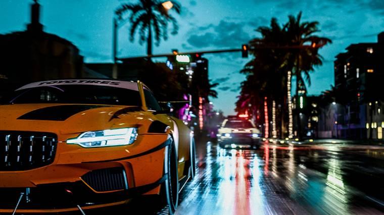 Need for Speed Heat - tekintélyes mennyiségű autót vihetünk versenybe bevezetőkép