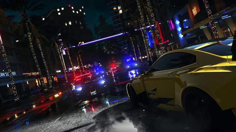 Need for Speed Heat tesztek - több neonfény, mint csillogás bevezetőkép