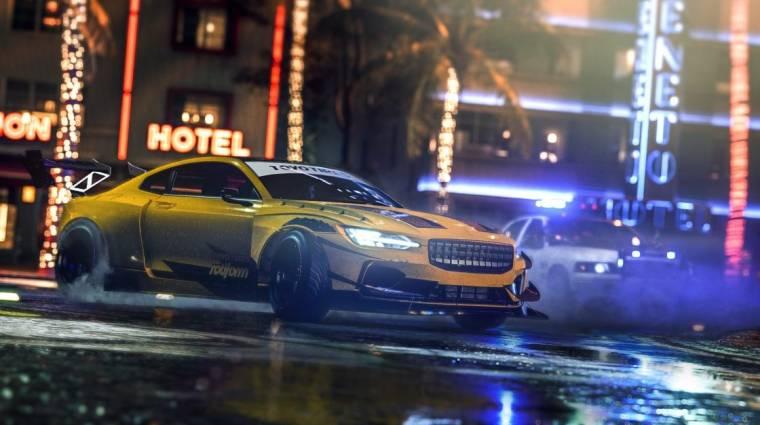 Need for Speed Heat - nappalból éjszakába repít az új videó bevezetőkép