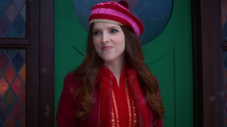 Előzetest kapott a Disney+-ra érkező Noelle kép