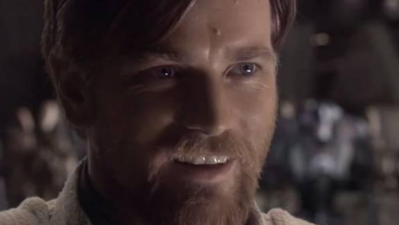 Zajlanak az Obi-Wan széria felvételei, de vajon kivel forgatott Ewan McGregor? kép