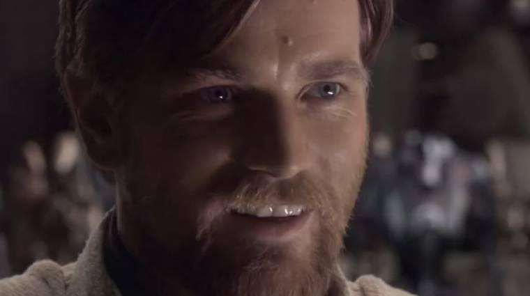 Zajlanak az Obi-Wan széria felvételei, de vajon kivel forgatott Ewan McGregor? bevezetőkép