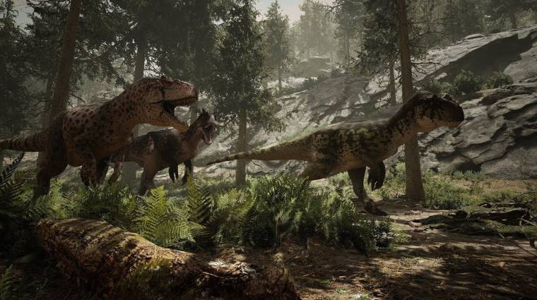 Path of Titans - még idén kipróbálható lesz a dinós túlélőjáték bevezetőkép