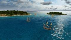 Gamescom 2019 - behajózik a Port Royale sorozat negyedik része kép