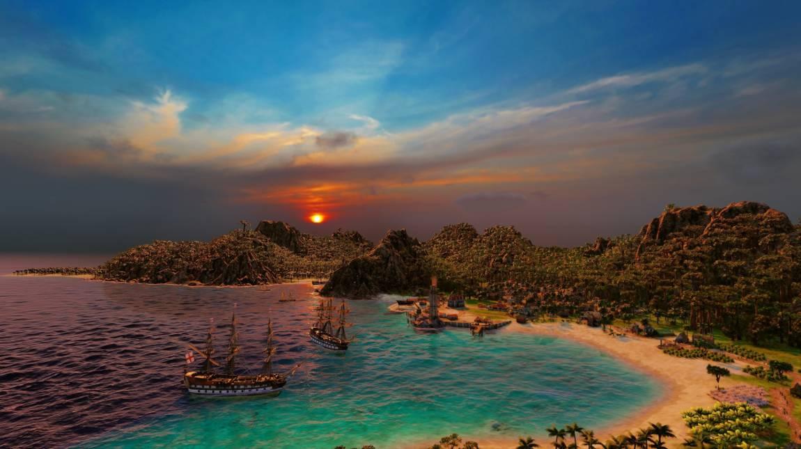 Port Royale 4 teszt - Karibi vakáció bevezetőkép
